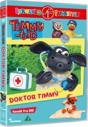 timmy time / timmy tid - doktor timmy - DVD