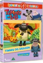 timmy time / timmy tid - timmy og dragen - DVD