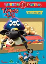 timmy time / timmy tid - timmys skattejagt - DVD