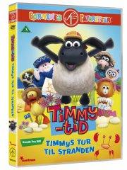 timmy time / timmy tid - timmys tur til stranden - DVD