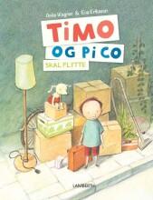 timo og pico skal flytte - bog