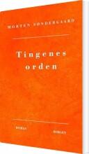 tingenes orden - bog