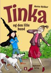 tinka og den lille hund - bog