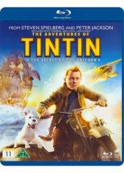 tintin - enhjørningens hemmelighed / the secret of the unicorn - Blu-Ray