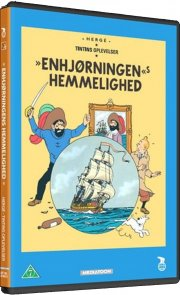 tintin - enhjørningens hemmelighed / the secret of the unicorn - DVD