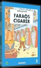 tintin - faraos cigarer / cirgars of the pharaoh - DVD