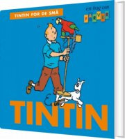 tintin for de små: en bog om farver - bog
