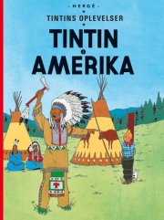 tintin i amerika - Tegneserie