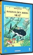 the adventures of tintin - tintin - rackham den rødes skat - DVD