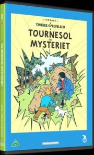 tintin - tournesol mysteriet / det hemmelige våben - DVD