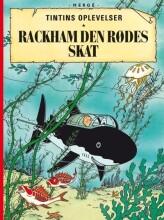 tintins oplevelser standardudgave: rackham den rødes skat -, ny oversættelse - Tegneserie