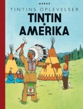 tintins oplevelser: tintin i amerika - Tegneserie