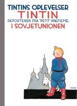 tintin - i sovjetunionen - Tegneserie