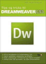 tips og tricks til dreamweaver cs3 - bog