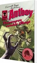 tissemyren vender tilbage. antboy 4 - bog