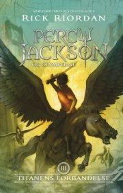 percy jackson 3 - titanens forbandelse - bog