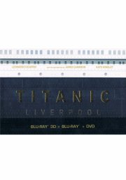 titanic - giftset - Blu-Ray