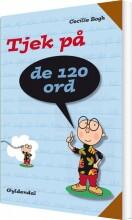 tjek på de 120 ord - bog