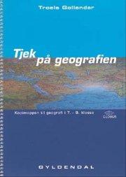 tjek på geografien - bog