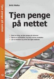 tjen penge på nettet - bog