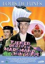 tjener, der er en marsmand i min suppe - DVD
