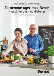to nemme uger med sense - også for dig med diabetes - bog