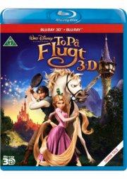 to på flugt / tangled - disney - 3D Blu-Ray