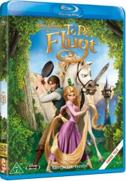 to på flugt / tangled - disney - Blu-Ray