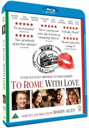 to rome with love - Blu-Ray