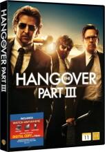 tømmermænd tur-retur / the hangover 3 - DVD