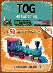 tog - alle tiders historie - bog