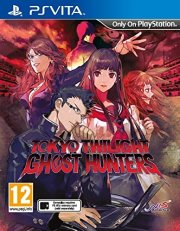 tokyo twilight ghost hunters - ps vita
