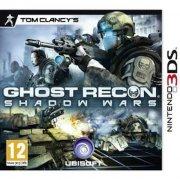 tom clancy's ghost recon: shadow wars - nintendo 3ds