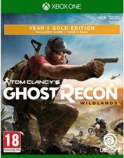 tom clancys ghost recon: wildlands (year 2 - gold edition) - xbox one