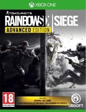 tom clancy's rainbow six: siege - advanced edition - xbox one