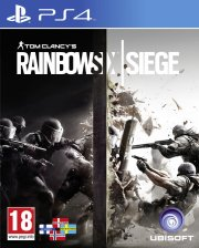 tom clancy's rainbow six: siege - art of siege edition (nordic) - PS4