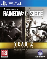tom clancy's rainbow six: siege - gold edition (nordic) - PS4