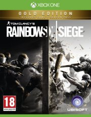 tom clancy's rainbow six: siege - gold edition - xbox one