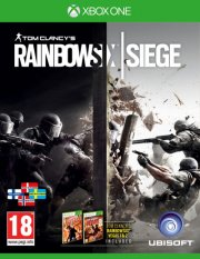 tom clancy's rainbow six: siege (nordic) - xbox one