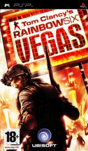 tom clancys rainbow six: vegas - psp