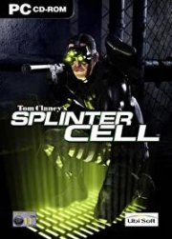 Image of   Tom Clancys Splinter Cell - Dk - PC