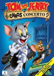 tom og jerry - chaos concerto - DVD