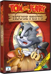 tom og jerry: house pests - DVD