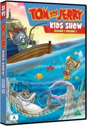 tom og jerry kids - sæson 1 - volume 1 - DVD