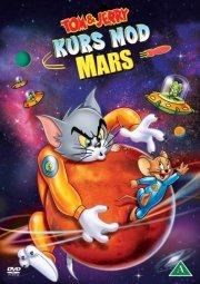 tom og jerry: kurs mod mars - DVD