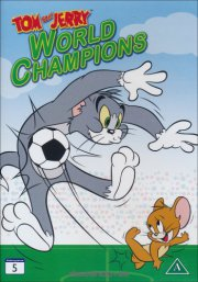 tom og jerry - verdensmesterskab - DVD