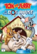 tom og jerry - i hundehuset - DVD