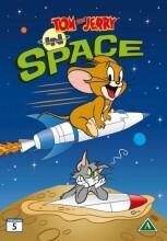 tom og jerry - i rummet - DVD