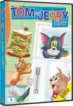tom og jerry kids show - sæson 1 - vol. 2 - DVD