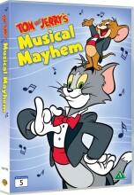 tom og jerry - musical mayhem - DVD